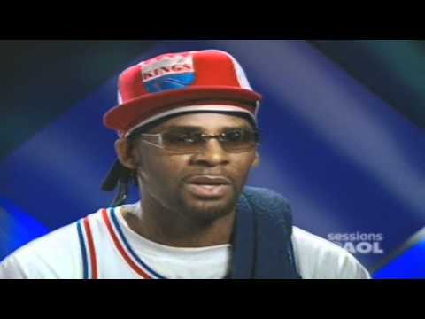 R. Kelly Interview at AOL Sessions, 2003