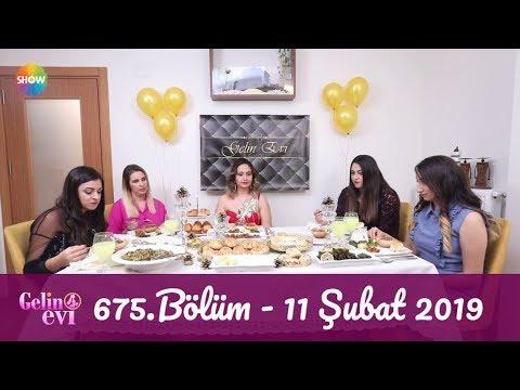Gelin Evi 675. Bölüm | 11 Şubat 2019