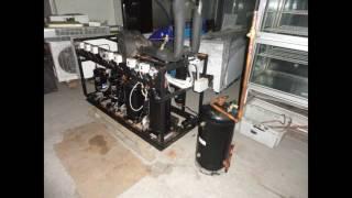 Еврохолод: конденсаторы и компрессоры для холодильного оборудования. Калининград