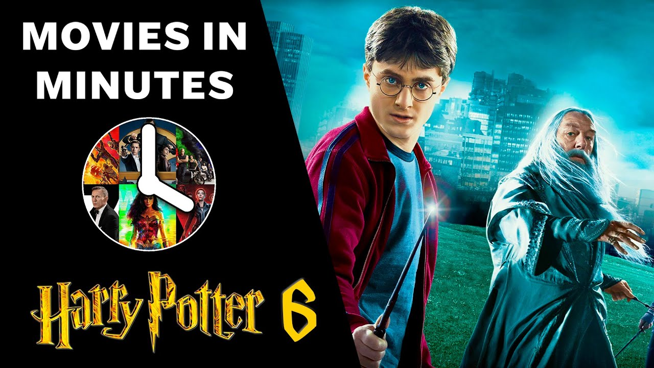 Download [#6] Harry Potter and the Half-Blood Prince in 4 Minutes (Movie Recap)