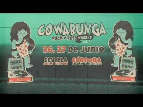 Cowabunga Rock and Roll Weekend!!!