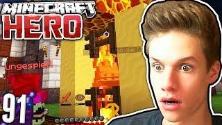 Etwas SCHRECKLICHES PASSIERT! mit ungespielt | Minecraft HERO #91