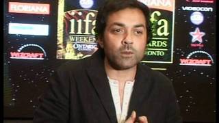 Iifa Award 2011 Press Conference - Bobby Deol, Priyanka Chopra & Dharmendra - Bollywood Events