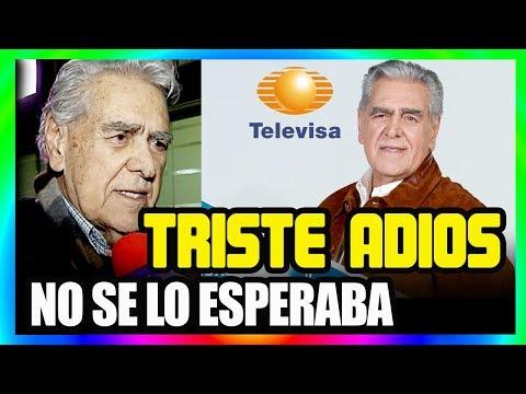 🚨 ¡ TRISTE ADIOS ! ERIC DEL CASTILLO 🛑 ANUNCIA TRISTE NOTICIA !