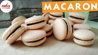 Macaron Nasıl Yapılır? - Kurabiye Tarifi - Nefis Yemek Tarifleri