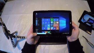 Linx 1010B Tablet & Dock Unboxing & Review