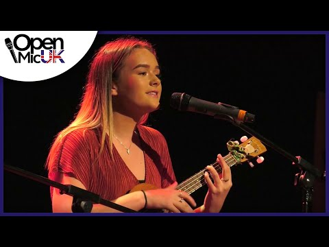 ROSIE ALLENBY at Newcastle Open Mic UK Music competition