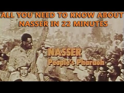 Nasser - People's Pharao