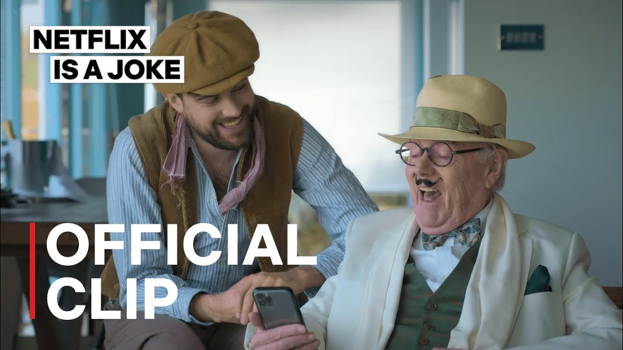 Jack Whitehall: Travels with My Father - Calling David Suchet