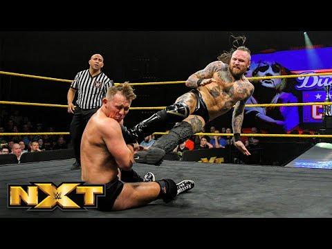 Ricochet & Black vs. Barthel & Aichner - Dusty Rhodes Classic First Round: WWE NXT, March 6, 2019