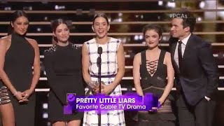 pretty little liars people s choice awards 2016