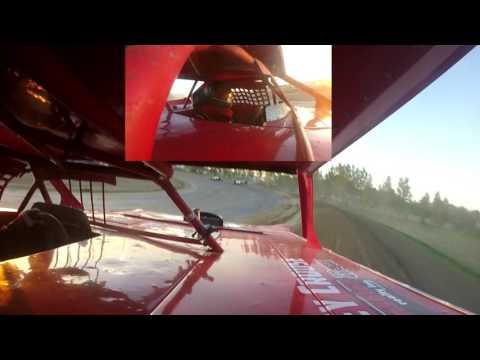 Jon Crouse Racing.  Viking Speedway.  2 Gopros.  6/10/17