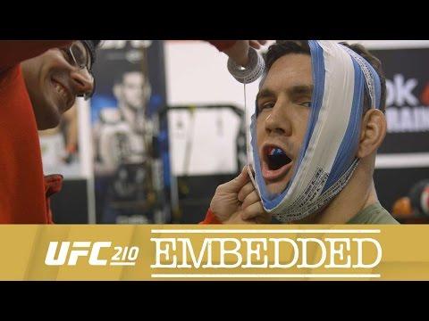 UFC 210 Embedded: Vlog Series - Episode 1