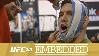 UFC 210 Embedded: Vlog Series - Episode 1