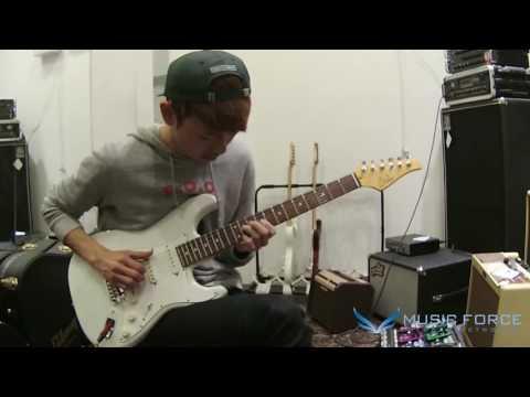 [MusicForce] Suhr Classic Antique(Pro-Series) Quick Demo - Guitarist 정유종(Daybreak)