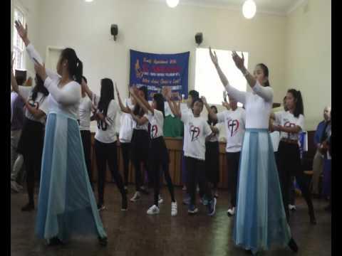 El Shaddai Sydney Praise and Worship 19June2016