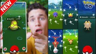 * GENERATION 8 * IN POKÉMON GO! + NEW Events, NEW Shiny Pokémon u0026 More!