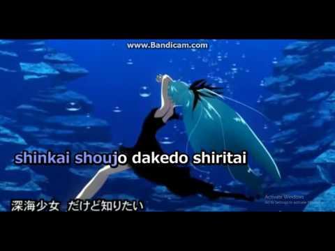 Deep Sea Girl Kagamine Len