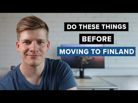 10 Things TO DO BEFORE You Travel To Finland For Your Studies | Studying in Finland