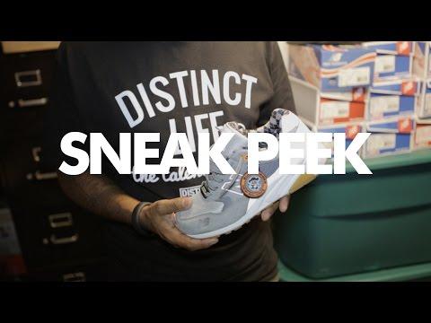 """A """"Sneak Peek"""" Inside Rick Williams' Sneaker Basement"""