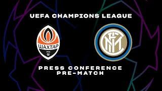 Download Mp3 Shakhtar Vs Inter | Conte + Lautaro Pre-match Press Conference | 🎙️⚫🔵  Sub Eng