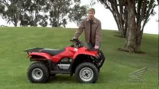 How To : Which Honda Utility ATV Is Right For You?