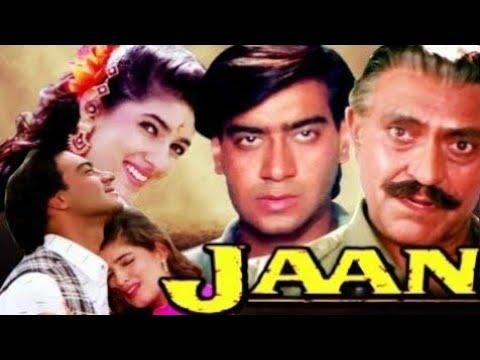Download Jaan Full Movie Hindi   Ajay Devgan Twinkle Khanna   Jaan Facts And Review   Jaan Full Movie
