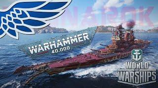 World of Warhammerships   Ragnarok Battleship - Let's Try World of Warships