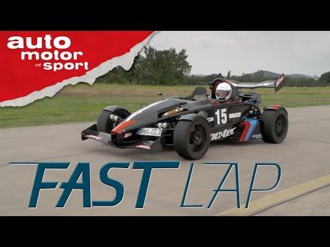 Komo-Tec Ariel Atom: Schneller als alle anderen! - Fast Lap   auto motor und sport