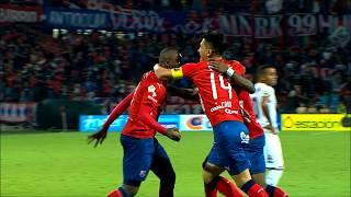 Medellín vs Tolima (Gol de Juan Fernando Caicedo) Liga Aguila 2018-II | Semifinales Ida