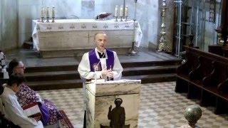 Misje parafialne - Limanowa 2016 - Wtorek, kazanie ogólne, godz.8.00