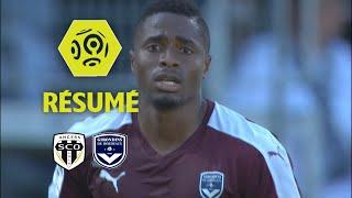 Angers SCO - Girondins de Bordeaux (2-2)  - Résumé - (SCO - GdB) / 2017-18