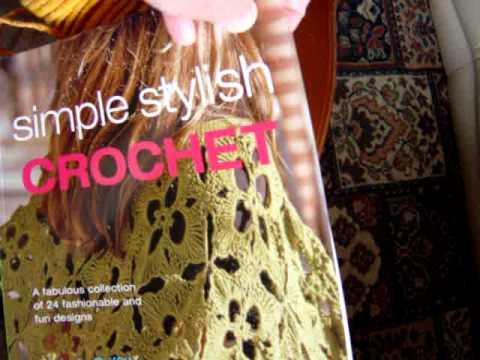 Crochet Doris Chan Waistcoatyarn Haul Kemps And Ebay Youtube