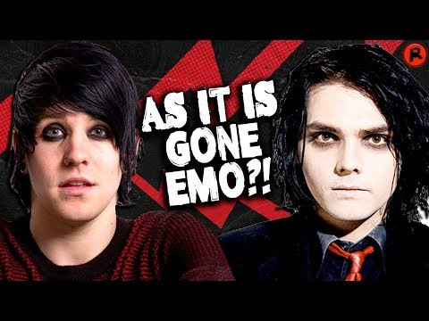 Did AS IT IS Evolve Into MCR?! (The Wounded World Review)