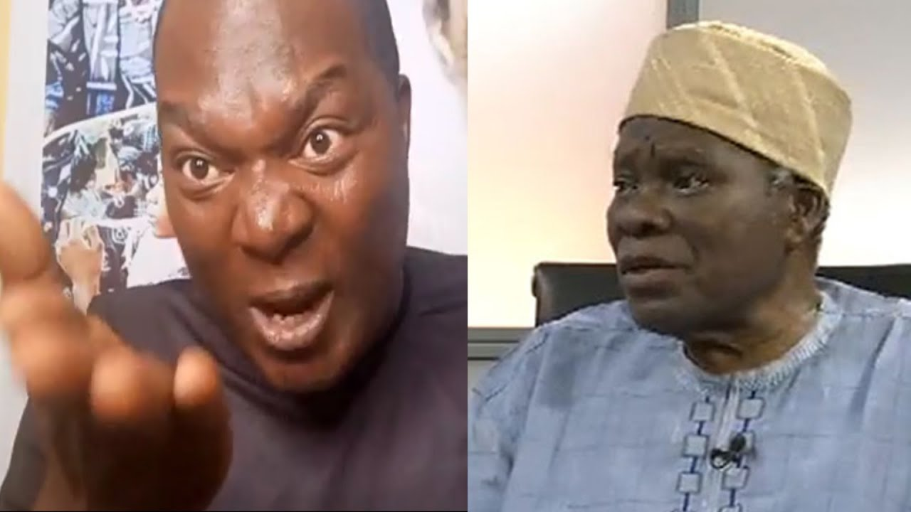 Download OMOLUKA WARNS FEDERAL GOVERNMENT: DONT TRY TO ARREST OUR FATHER PROF. BANJI AKINTOYE