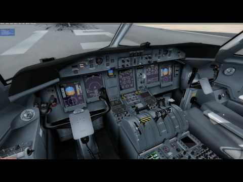 Prepar3d Rockhampton to Hamilton Island Dash 8 Q400