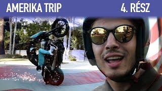 EGYKERÉKEN A DUGÓBAN LOS ANGELESBEN - #LIFEHACK - #USA Trip 4