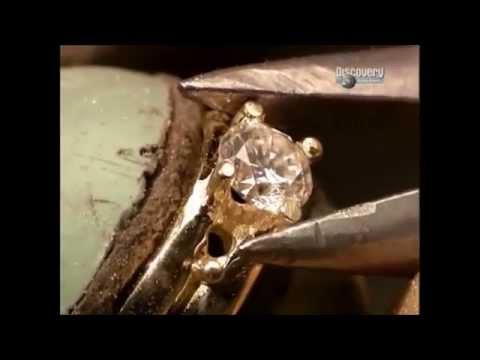 Как это сделано. Кольца с бриллиантами.
