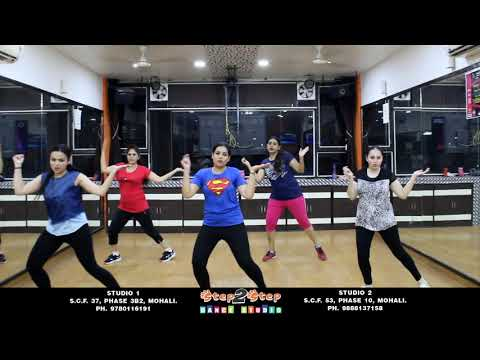 Prada | Easy Dance Steps For Girls | The Doorbeen | Choreography Step2Step Dance Studio | Mohali