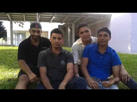 Punjabi Students Life In Singapore