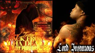 Lord Infamous - On Da Block