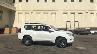Toyota Prado 2019 J150 Рестайлинг !!! История , Проблемы , Авто обзор !!!! Ташкент . Узбекистан !