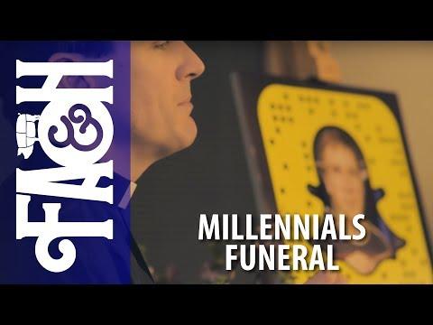 Millennials Funeral - Foil Arms and Hog