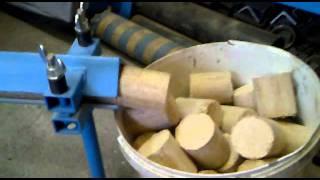 Repeat youtube video Briketovací lis 70kg/hod, brikettpresse, brykieciarka, briquetting.mp4