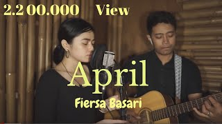 Fiersa Besari  - April COVER by Della Firdatia