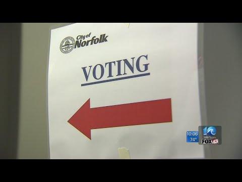 Deadline approaching for voter registration in Virginia