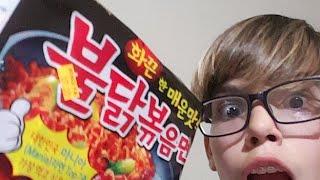 World's Hardest Noodles Dramatic