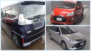 Купил ТРИ машины для клиентов: MMC Delica D:2, Corolla Fielder 4WD, Toyota Aqua!