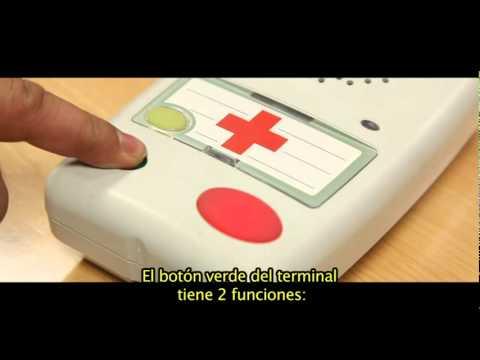 Terminal De Teleasistencia Domiciliaria