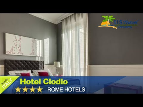 Hotel Clodio - Rome Hotels, Italy